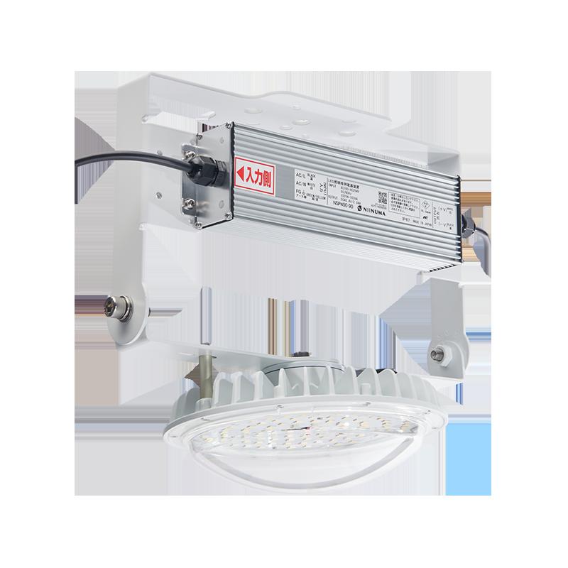 CORE 400重耐塩直付け型(透明)