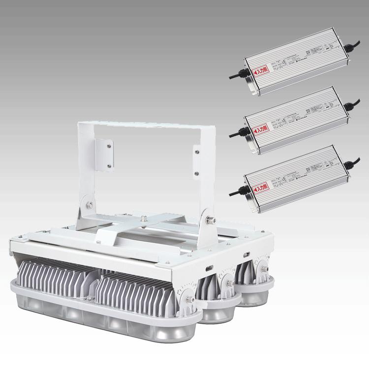 大型LED 3000 重耐塩直付け型(透明)