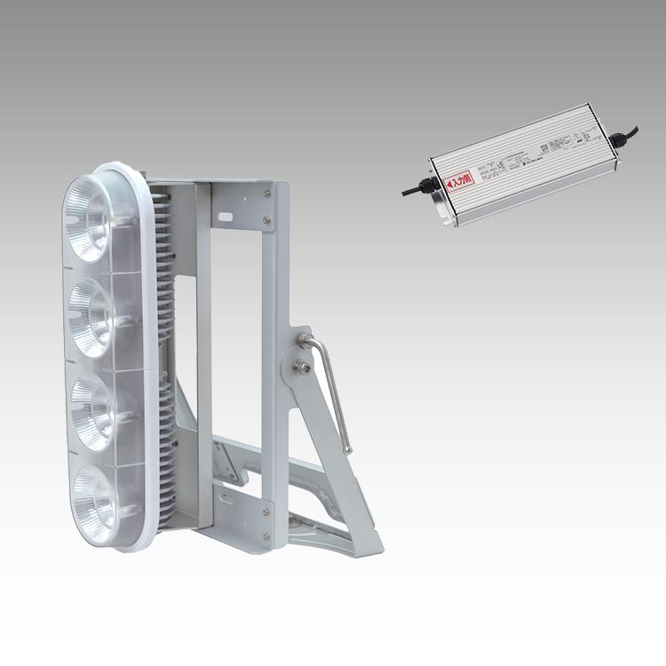 大型LED 1000 投光器型【縦型】(透明)