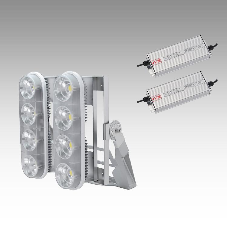 大型LED 2000 投光器型【縦型】(透明)