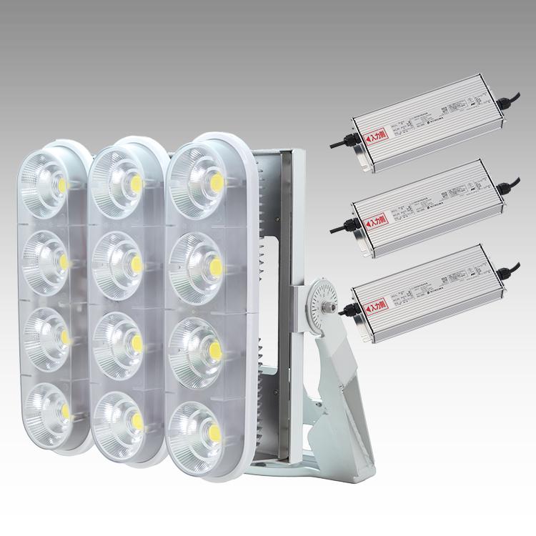 大型LED 3000 投光器型【縦型】(透明)