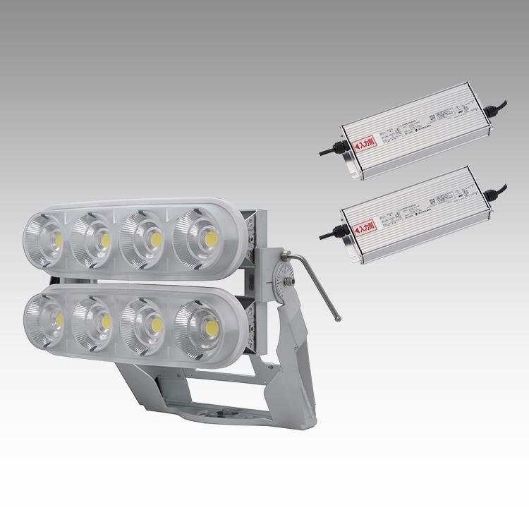 大型LED 2000 投光器型【横型】(透明)
