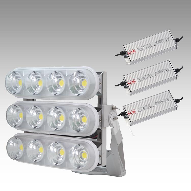 大型LED 3000 投光器型【横型】(透明)