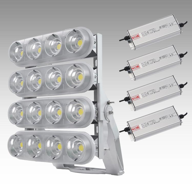 大型LED 4000 投光器型【横型】(透明)