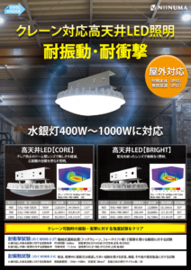 高天井LED[CORE]カタログ