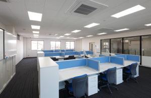 オフィス事務所(屋内) ライトパネル